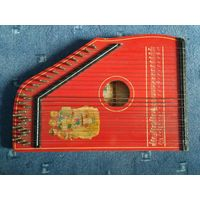Цитра (гусли) времен ГДР, Zither Markneukirchen