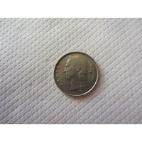 Бельгия 1 франк 1978 г.