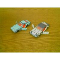 Модели автомобилей SIKU: V 267 Oldsmobile Toronado, V269 Ferrari Berlinetta 275 GTB.