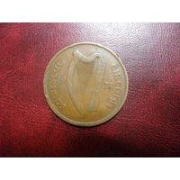 Ирландия 1 пенни 1928 г. (доминион)