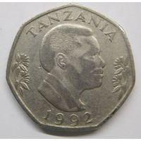 Танзания 20 шиллингов 1992 г