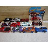 Машинки Hot Wheels.От 2001 года.