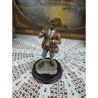 Красивая статуэтка охотник Коллекция Леонардо