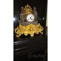 Часы каминные, настольные 1855год