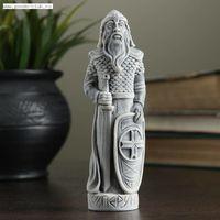 Перун-громовержец Воитель небесный  (есть все 10 божеств) мрамор мраморная крошка