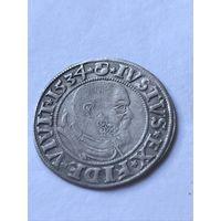 Грош 1534г. Пруссия