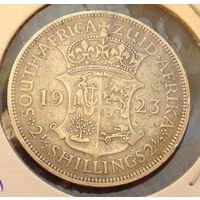 Южная Африка Британский доминион 2 1/2 шиллинга 1923 Георг V