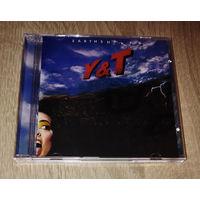 "Y&T - ""Earthshaker"" 1981 (Audio CD) Remastered 2008"