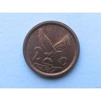 2 цента 1994 года. ЮАР
