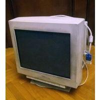 Монитор DELL UltraScan P780 (трубка Sony Trinitron). Качество передачи цветов из лучших в мире.