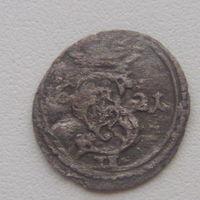 Двуденрий 1621