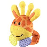 Мягкая игрушка-погремушка на руку Playgro