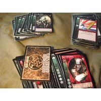 Vampire: The Eternal Struggle CCG карточная игра ККИ