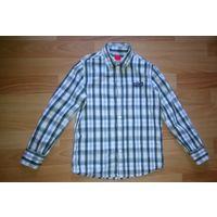 Рубашка в клеточку Esprit