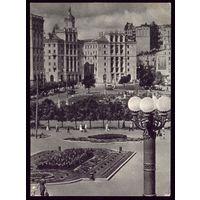 1954 год Киев Площадь Калинина