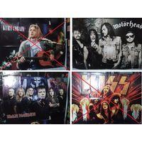 Плакаты рок-групп
