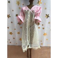 Пеньюар винтажный для куклы Барби