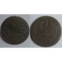Литовский солид 1623