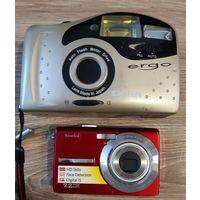 Два фотоаппарата Kodak и Ergo
