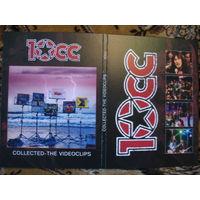 РАСПРОДАЖА!! 10сс. Клипы хитов.  Коллекционное  издание,  ограниченный  тираж. 4 фото. Супер  звук.