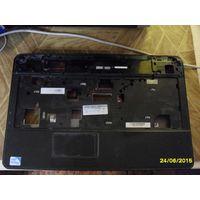 Нижняя часть корпуса Acer e-machines E725 с тачпадом