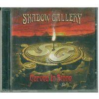 CD Shadow Gallery - Carved In Stone (2008) Prog Rock, Progressive Metal