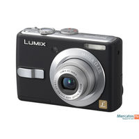 ФОТОАППАРАТ Panasonic Lumix DMC-LS75 НА ЗАПЧАСТИ