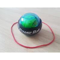 Кистевой тренажер Powerball (Ярко светится при работе)