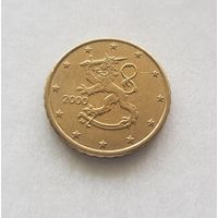 10 евроцентов 2000 Финляндия