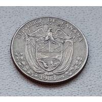 Панама 1/10 бальбоа, 1983  6-11-48