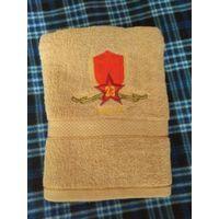 Новое  стильное полотенце к 23 февраля 135-66