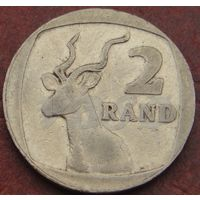 4704:  2 ранда 1989 ЮАР