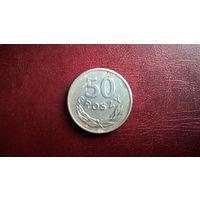 Польша 50 грошей, 1983