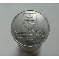 2 кроны 1993 Словакия
