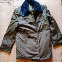 Куртка военная демисезонная (новая) размер 46-4