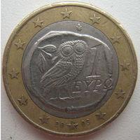 Греция 1 евро 2003 г.