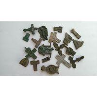 Запасные части металлопластики (металлопластика,кресты,крестики)