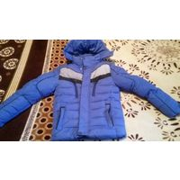 Куртка зимняя стегааная – рост 134-140