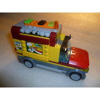 """Игрушечный авто """"PIZZA"""". Оригинал LEGO"""