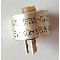 Резистор СП5-16ВА-0,25Вт 3,3 кОм