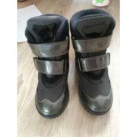 Ботинки зимние Minimen для девочки, р.31