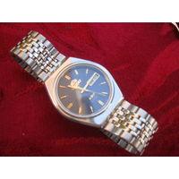 Часы ORIENT,Japan Made!Винтаж!С браслетом!