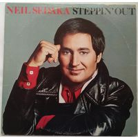 LP Neil Sedaka - Steppin' Out (1976)
