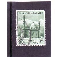 Египет. Mi:EG 404. Мечеть Султана Хусейна. Серия: Рабочий, Солдат, Мусульманин. 1953.