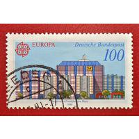 Германия, 1990г., Европа (СЕРТ)
