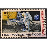 ЦІКАВІЦЬ АБМЕН! 1964 першы чалавек на Месяцы, 10 цэнтаў