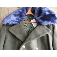 Пальто военное (новое)р.52