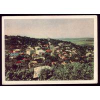 1961 год Украина Вид на Канев