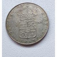 Швеция 1 крона, 1964 6-5-17