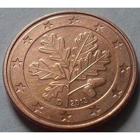 5 евроцентов, Германия 2013 D, AU